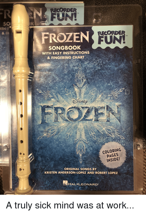 Tm Sol Ith L Frozen Frozen Fun Tm Songbook With Easy Instructions
