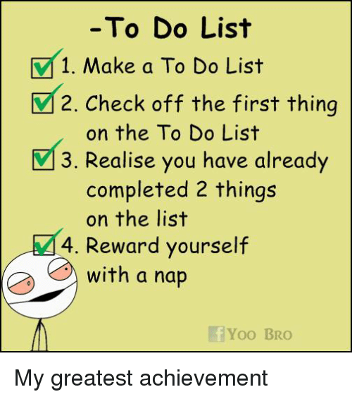to do list 1 make a to do list v 6960044 to do list 1 make a to do list v 2 check off the first thing on the