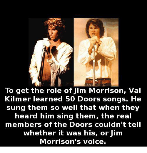 Jim Morrison Memes and Singing To get the role of Jim Morrison  sc 1 st  Me.me : doors songs - pezcame.com