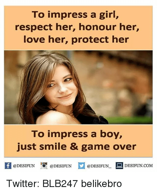 Quotes On Impressing A Girl: 25+ Best Memes About Smiles Game