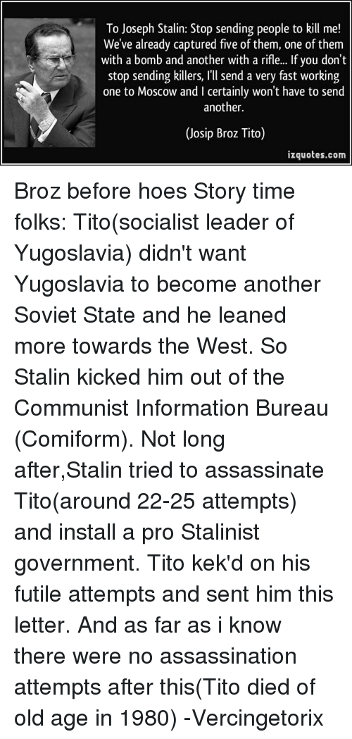 """stalin dont use if i were The hitler gun control lie  people were shocked when the drudge report posted a giant picture of hitler over a  """"as for stalin,"""" bartov."""