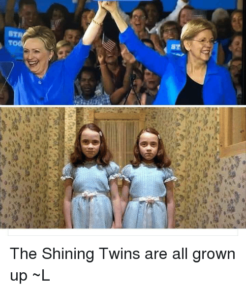 To The Shining Twins Are All Grown Up L Meme On Meme