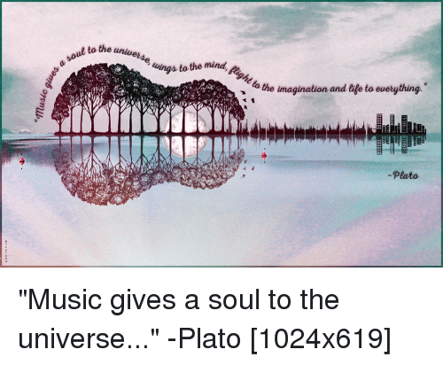 To the Universe Soul Gs to the Mina E Imagination an Ele to