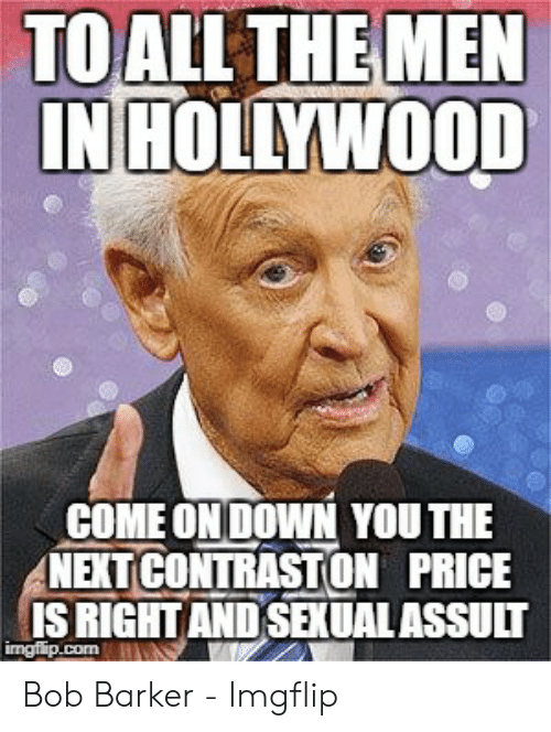 Come On Down Bob Barker