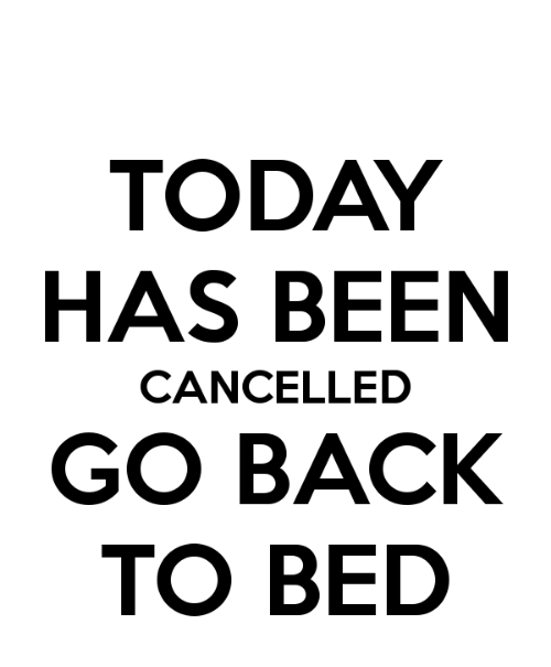 Image result for going back to bed