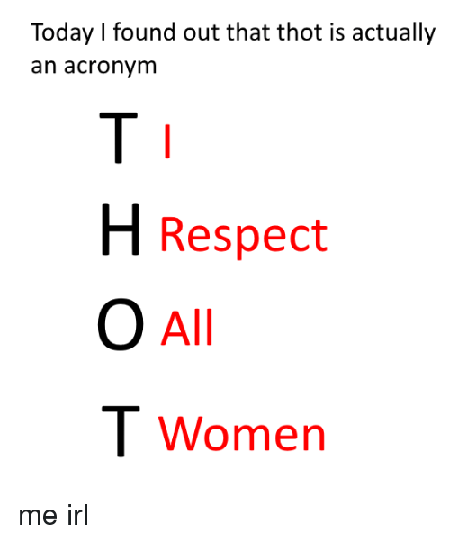 thot stands for