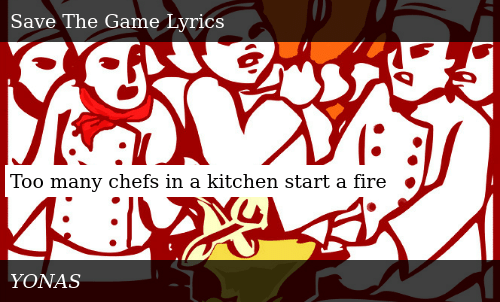 Too Many Chefs In A Kitchen Start A Fire Donald Trump Meme