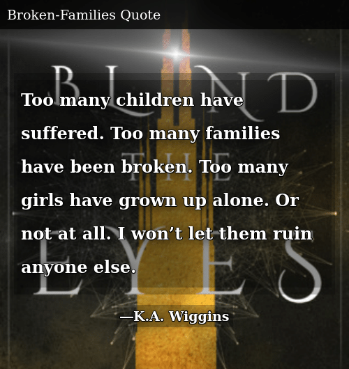 Too Many Children Have Suffered Too Many Families Have Been ...