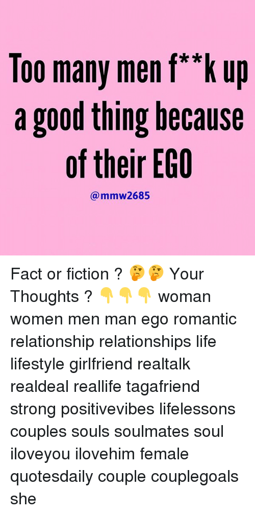 ego girlfriend