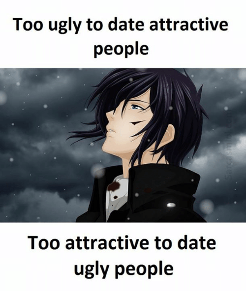 Online Dating Too Ugly