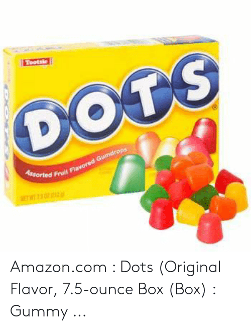 Tootsie Dots Assorted Fruit Flavored Gumdrops Met Amazoncom Dots Original Flavor 75 Ounce Box Box Gummy Amazon Meme On Me Me A wide variety of fruit gummy stick options are available to you, such as sweet sticks suppliers jelli candy supplier suppliers jelli confectioneri suppliers alibaba official mask fit training. meme