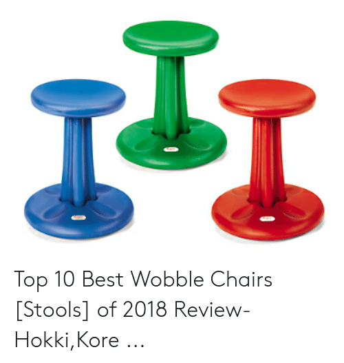 Groovy Top 10 Best Wobble Chairs Stools Of 2018 Review Hokkikore Dailytribune Chair Design For Home Dailytribuneorg