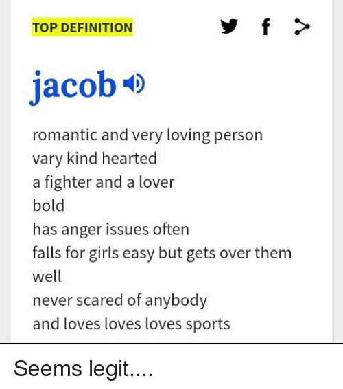 definition of a romantic person