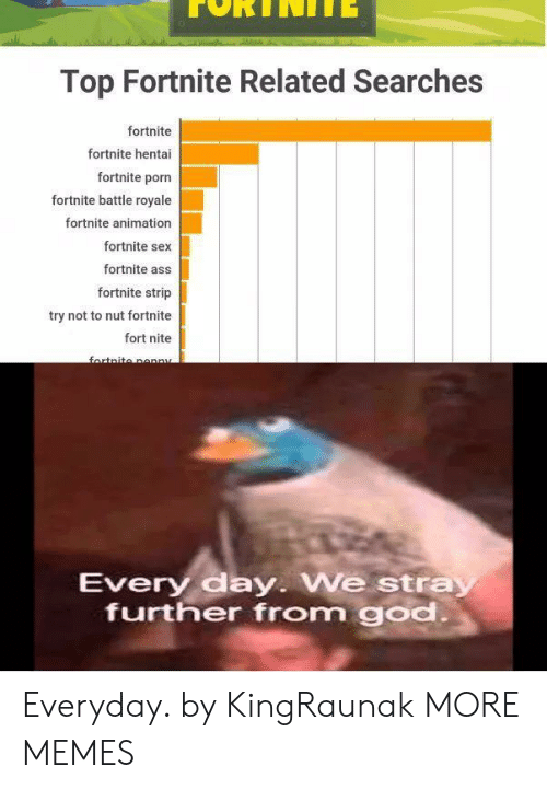 Ass, Dank, and God: Top Fortnite Related Searches  fortnite  fortnite hentai  fortnite porn  fortnite battle royale  fortnite animation  fortnite sex  fortnite ass  fortnite strip  try not to nut fortnite  fort nite  ery day. We stray  further from god Everyday. by KingRaunak MORE MEMES