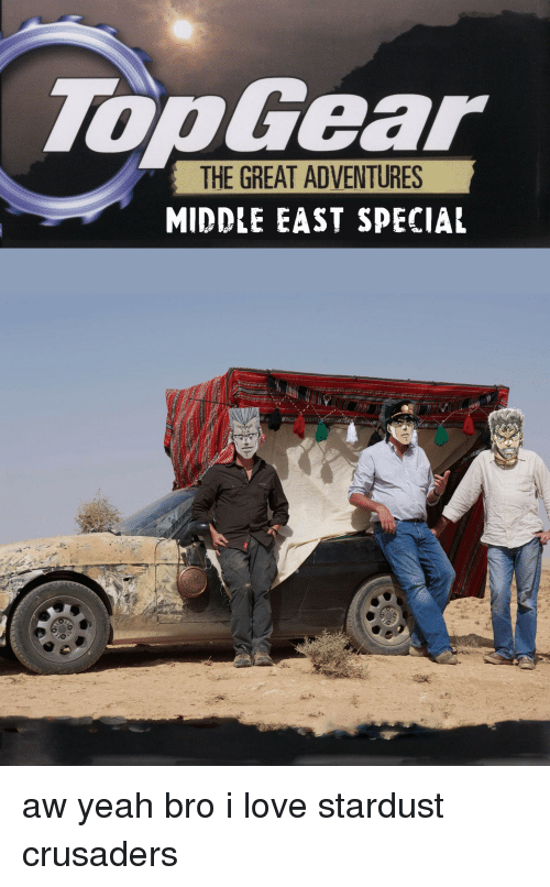 top gear middle east special
