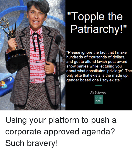 Topple The Patriarchy