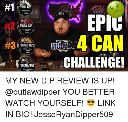 Tough Guy Ug Tough Guy Challenge Tough Guy My New Dip Review Is Up
