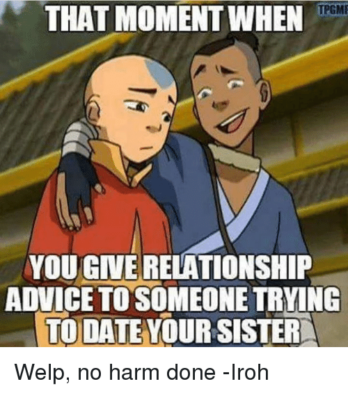 Dating Your Sister