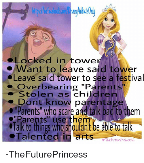 tpyslInfaczbook Om Locked in Towe Want to Leave Said Tower