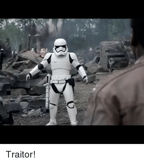 Memes, 🤖, and Traitor: Traitor!