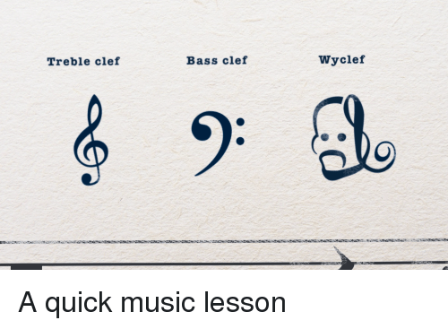 funny music and bass treble clef bass clef wyclef