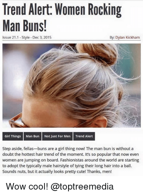 Dating a ugly man buns