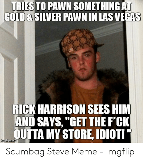 TRIES TO PAWN SOMETHING Ai GOLD & SILVER PAWN IN LAS VEGAS