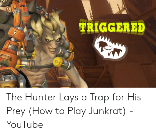TRIGGERED the Hunter Lays a Trap for His Prey How to Play