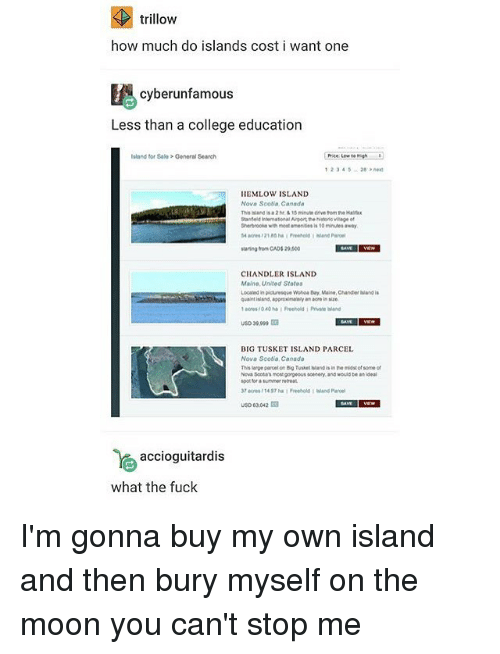 Trillow how much do islands cost i want one cyberunfamous less than tumblr canada and moon trillow how much do islands cost i want one solutioingenieria Images