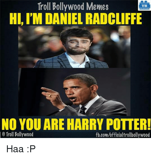 Harry Potter Troll