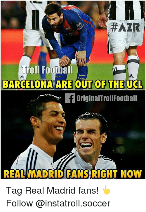 03f005d34a3 🔥 25+ Best Memes About Real Madrid and Barcelona