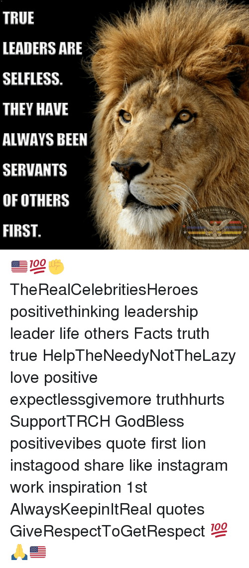 TRUE LEADERS ARE SELFLESS THEY HAVE ALWAYS BEEN SERVANTS OF OTHERS Classy Pictures Of Lion With Diss Quotes