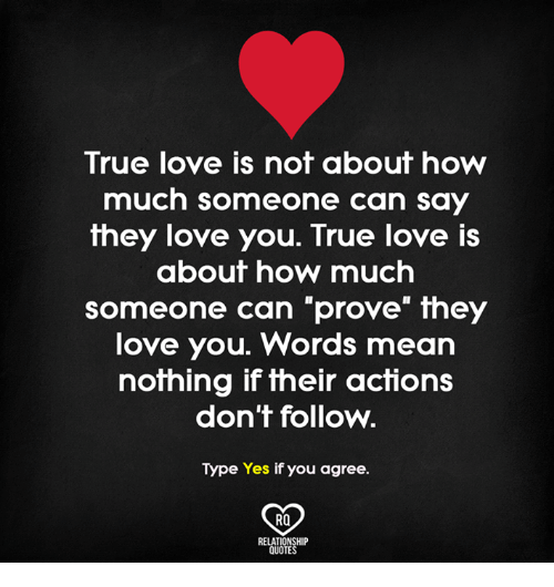 true love is you
