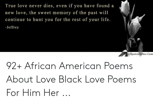 African American Poems About Life 2