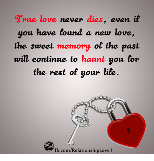 a new love can be found