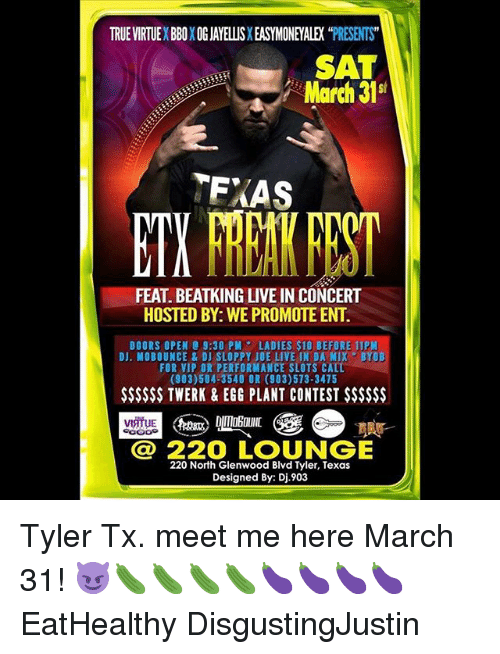 True Virtuex Bbo Xog Jayellis X Easymoneyalex Presents Sat March 31s Tfxas Feat Beatking Live In Concert Hosted By We Promote Ent Doors Open O 930o Pm Ladies 10 Before 11pm Dj