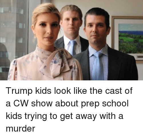 Image result for trump prep school