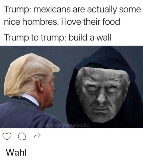 Trump Tax Metal: 25+ Best Memes About Trump Mexicans