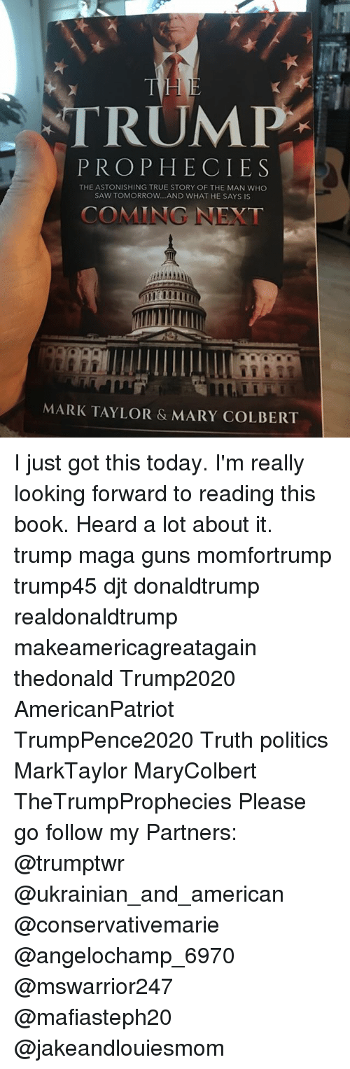 TRUMP PROPHECIES THE ASTONISHING TRUE STORY OF THE MAN WHO