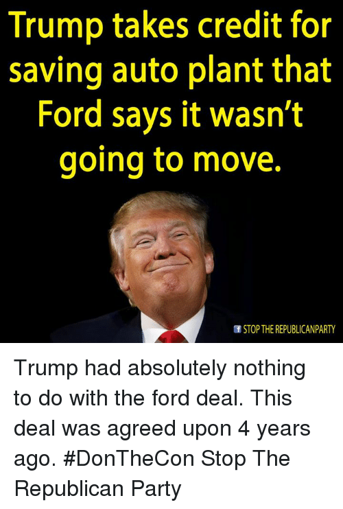 Ford Sayings