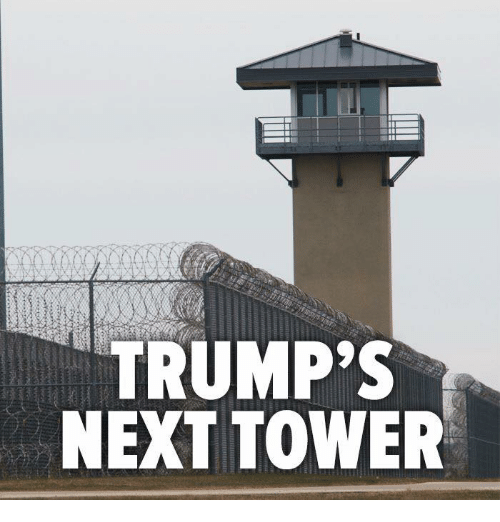 Next,  Tower, and Trumps: TRUMP'S  NEXT TOWER