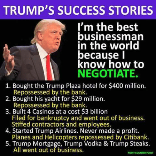 Image result for trump success