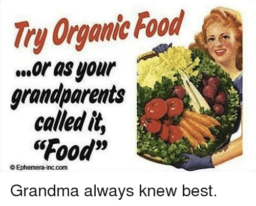 Grandma Cooking Meme