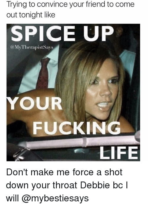 Fucking your friend
