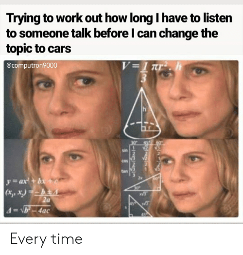 25+ Best Memes About Cars And Wow