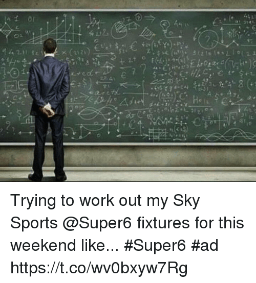 Home Market Barrel Room Trophy Room ◀ Share Related ▶ memes sports Work Sky Sports 🤖 working weekend sky ads works for weekenders next collect meme → Embed it next → Trying to work out my Sky Sports @Super6 fixtures for this weekend like #Super6 #ad httpstcowv0bxyw7Rg Meme memes sports Work Sky Sports 🤖 working weekend sky ads works for weekenders work out this like weekender out Sportsing Trying memes memes sports sports Work Work Sky Sports Sky Sports 🤖 🤖 working working weekend weekend sky sky ads ads works works for for weekenders weekenders work out work out this this like like weekender weekender out out Sportsing Sportsing Trying Trying found @ 96 likes ON 2017-08-10 18:53:19 BY me.me source: twitter view more on me.me