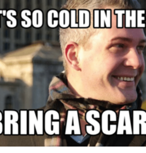 ts so cold in the ring ascar 14931878 ✅ 25 best memes about its cold in the d its cold in the d memes,So Cold Meme