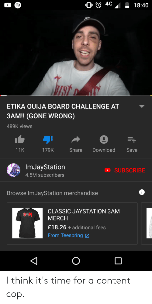 TS4G 1840 ETIKA OUIJA BOARD CHALLENGE AT 3AM!! GONE WRONG