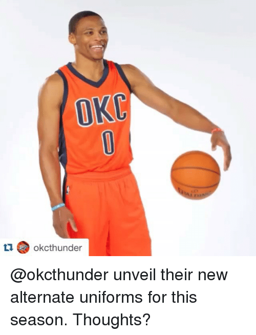 3732cfa8c Tu Okothunder Unveil Their New Alternate Uniforms for This Season ...