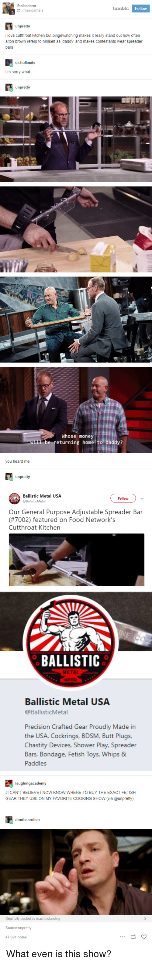 food and love tumblr unpretty love cutthroat kitchen but bingewatching makes it - Brisket And Gravy Cutthroat Kitchen